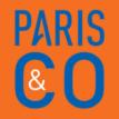Logo de Paris&Co incubateur de la ville de Paris