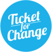 Logo de Ticket for Change